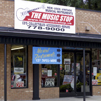 music stop clemmons