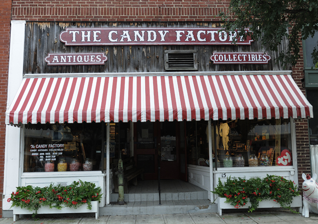 Uptown Lexington Candy Factory