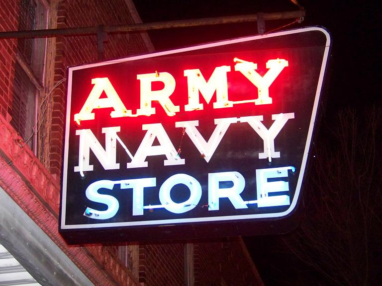 Uptown Lexington Army Navy Store