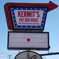 kermits hot dog house